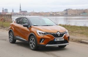 Apceļojam Latviju ar jauno «Renault Captur Tce 130 EDC GPF» 9
