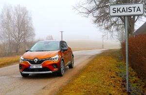 Apceļojam Latviju ar jauno «Renault Captur Tce 130 EDC GPF» 20