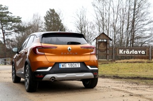 Apceļojam Latviju ar jauno «Renault Captur Tce 130 EDC GPF» 21