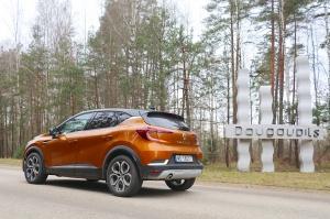 Apceļojam Latviju ar jauno «Renault Captur Tce 130 EDC GPF» 27