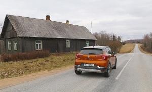 Apceļojam Latviju ar jauno «Renault Captur Tce 130 EDC GPF» 28