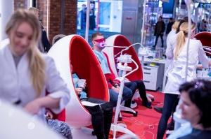 Latvijas skaistuma industrijas pasākums EXPO BEAUTY MEETUP 2020 7