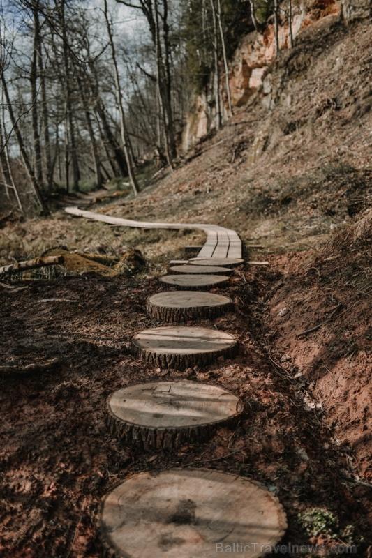 Sigulda ar akciju #satiecsevi aicina doties pastaigās pa mazāk zināmiem maršrutiem
