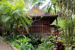 Travelnews.lv iepazīst Bali džungļu viesnīcas «Ayung Resort Ubud» villas.  «Turkish Airlines» un «365 Brīvdienas» 2