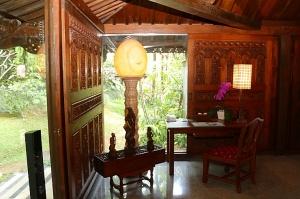 Travelnews.lv iepazīst Bali džungļu viesnīcas «Ayung Resort Ubud» villas.  «Turkish Airlines» un «365 Brīvdienas» 3