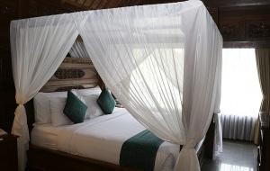 Travelnews.lv iepazīst Bali džungļu viesnīcas «Ayung Resort Ubud» villas.  «Turkish Airlines» un «365 Brīvdienas» 15