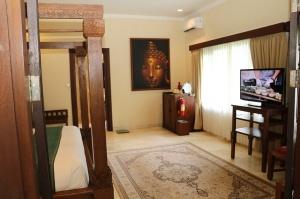 Travelnews.lv iepazīst Bali džungļu viesnīcas «Ayung Resort Ubud» villas.  «Turkish Airlines» un «365 Brīvdienas» 25