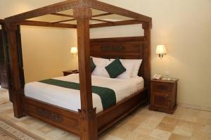 Travelnews.lv iepazīst Bali džungļu viesnīcas «Ayung Resort Ubud» villas.  «Turkish Airlines» un «365 Brīvdienas» 26