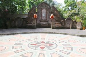 Travelnews.lv iepazīst Bali džungļu viesnīcas «Ayung Resort Ubud» villas.  «Turkish Airlines» un «365 Brīvdienas» 41