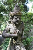 Travelnews.lv iepazīst Bali džungļu viesnīcas «Ayung Resort Ubud» villas.  «Turkish Airlines» un «365 Brīvdienas» 44