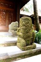 Travelnews.lv iepazīst Bali džungļu viesnīcas «Ayung Resort Ubud» villas.  «Turkish Airlines» un «365 Brīvdienas» 46