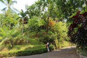 Travelnews.lv iepazīst Bali džungļu viesnīcas «Ayung Resort Ubud» villas.  «Turkish Airlines» un «365 Brīvdienas» 47