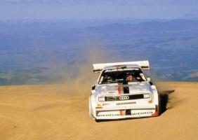 Leģendārā Audi pilnpiedziņas sistēma quattro šogad svin 40 gadu kopš tās prezentācijas Audi quattro modelī 1980. gadā 10