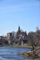 Valmieras pilsēta un Gaujas krasti lēnām plaukst un ir pavasara gaidās 3