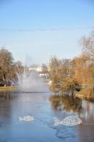 Valmieras pilsēta un Gaujas krasti lēnām plaukst un ir pavasara gaidās 10