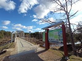 Valmieras pilsēta un Gaujas krasti lēnām plaukst un ir pavasara gaidās 18