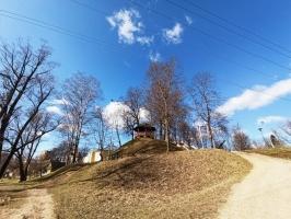 Valmieras pilsēta un Gaujas krasti lēnām plaukst un ir pavasara gaidās 23