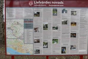 Travelnews.lv ar velosipēdiem apceļo Lielvārdi 2