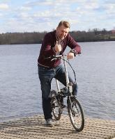 Travelnews.lv ar velosipēdiem apceļo Lielvārdi 48
