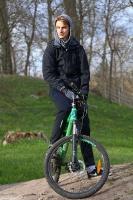 Travelnews.lv ar velosipēdiem apceļo Lielvārdi 49