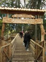 Lielvārdē ceļotāji var baudīt pastaigu dabas takās un parkos 10