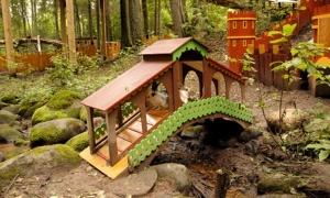 Lielvārdē ceļotāji var baudīt pastaigu dabas takās un parkos 14