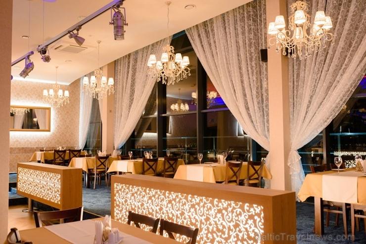 Viesnīcas Park Hotel Latgola  restorānā «Plaza» var baudīt pavasarīgu ēdienkarti