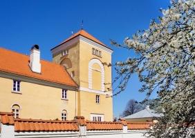 Ventspils pusē ceļotājiem pieejamas pavasarīgas pastaigu vietas 2