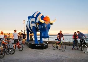 Ventspils pusē ceļotājiem pieejamas pavasarīgas pastaigu vietas 13