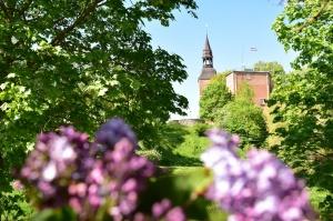 Valmiera sveicina vasaru, koši plaukstot un zaļojot 14