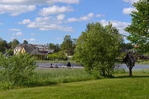Ludzā var izbaudīt pastaigu maršrutu «Apkārt Mazajam Ludzas ezeram» 9