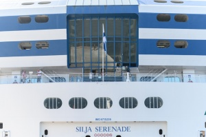 Greznais kuģis, kas parasti kursē maršrutā Helsinki – Stokholma, šovasar – jūlijā un augusta pirmajā pusē – apkalpos pagaidu maršrutu Helsinki–Rīga 16