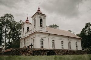 Kurmenes katoļu baznīcā vērienīgi atzīmē 150 gadu jubileju 19