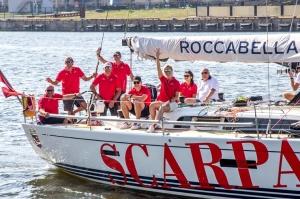 Ventspilī uz «Gulf of Riga Regatta 2020» buru parādi ierodas vairāk nekā 50 jahtas 3