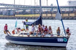 Ventspilī uz «Gulf of Riga Regatta 2020» buru parādi ierodas vairāk nekā 50 jahtas 28