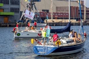 Ventspilī uz «Gulf of Riga Regatta 2020» buru parādi ierodas vairāk nekā 50 jahtas 30