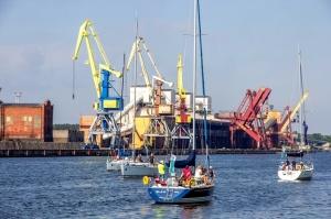 Ventspilī uz «Gulf of Riga Regatta 2020» buru parādi ierodas vairāk nekā 50 jahtas 32