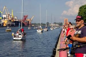 Ventspilī uz «Gulf of Riga Regatta 2020» buru parādi ierodas vairāk nekā 50 jahtas 37