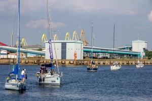 Ventspilī uz «Gulf of Riga Regatta 2020» buru parādi ierodas vairāk nekā 50 jahtas 51