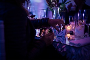 Liepājas Karostā uz smalkām pazemes vakariņām pulcējas garšu un mākslas cienītāji 13