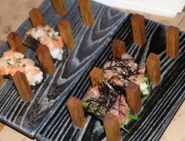 Travelnews.lv iepazīst jaunatklāto japāņu virtuves bistro «Unagi Inu» Rīgā 26