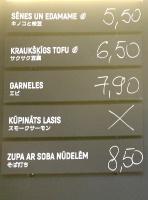 Travelnews.lv iepazīst jaunatklāto japāņu virtuves bistro «Unagi Inu» Rīgā 41