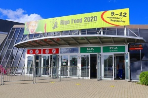 Travelnews.lv apmeklē pārtikas izstādi ««Riga Food 2020»» Ķīpsalā, kas notiek no 09.09.2020 līdz 12.09.2020 2
