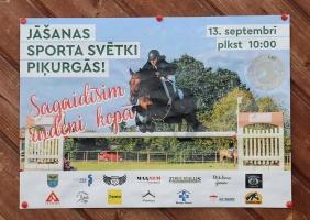 Travelnews.lv apmeklē zirgu stalli «Piķurgas» Salaspilī 11