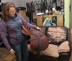 Travelnews.lv apmeklē zirgu stalli «Piķurgas» Salaspilī 15