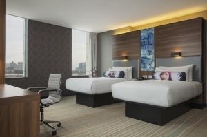 Mogotel Hotel Group pārņēmusi lielas Ukrainas galvaspilsētā Kijevā strādājošas četrzvaigžņu viesnīcas - Sky Loft Hotel Kyiv by Rixwell- pārvaldību 3