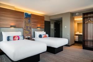 Mogotel Hotel Group pārņēmusi lielas Ukrainas galvaspilsētā Kijevā strādājošas četrzvaigžņu viesnīcas - Sky Loft Hotel Kyiv by Rixwell- pārvaldību 5