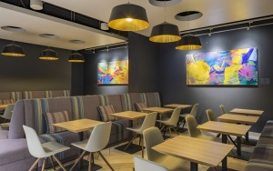 Mogotel Hotel Group pārņēmusi lielas Ukrainas galvaspilsētā Kijevā strādājošas četrzvaigžņu viesnīcas - Sky Loft Hotel Kyiv by Rixwell- pārvaldību 11
