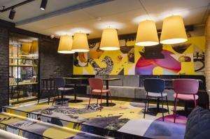 Rīgā atklāj jaunu naktsmītni «Duck Republik Student Hotel Riga» 1