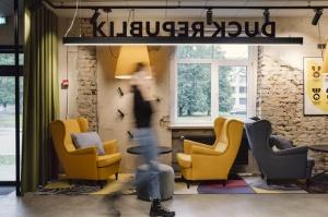 Rīgā atklāj jaunu naktsmītni «Duck Republik Student Hotel Riga» 3